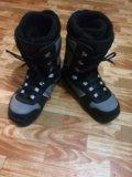 Ботинки сноубордические blackfire 47р(31см). Фото 1.