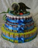 Торт на день рожденье в сад. Фото 1.