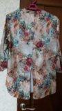 Блуза - туника. Фото 2.