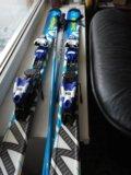 Горные лыжи детские. Фото 1.