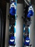 Горные лыжи детские. Фото 2.