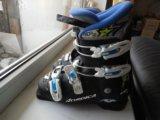 Ботинки горнолыжные детские. Фото 3.