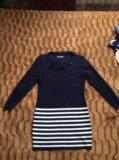 Туника-платье. Фото 1.