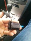 Розетка usb в машину вместо прикуривателя. Фото 2.