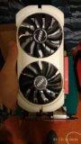 Видеокарта nvidia geforce gtx 960 4gb. Фото 1.