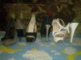 Туфли 37-38размер. Фото 1.