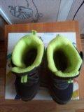 Зимние ботинки котофей (мембрана) 24 р-р. Фото 3.