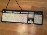 Клавиатура smartbuy sbk-301u-kw. Фото 1.