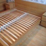 Кровать с тумбами. Фото 3.