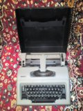 Пишущая машина ивица-м. Фото 1.