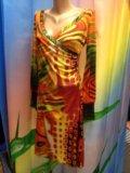 Платье новое!новосиб.ф-ка р.46-48. Фото 1.