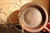 Тарелка глиняная. Фото 1.