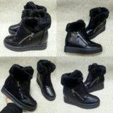 Зима ботинки предоплата 100%. Фото 1.