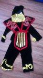 Новогодний костюм ниндзя. Фото 1.