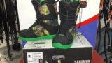 Сноубордические ботинки. Фото 1.