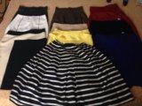 Юбки, платья,блузки, пиджаки. Фото 1.