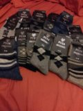 Мужские теплые носки новые. Фото 1.