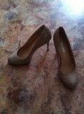 Новые лаковые туфли-37р. Фото 1.