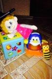 Продам детские игрушки для развития. Фото 1.