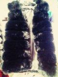 В наличии меховая жилетка эко мех. Фото 1.