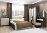Набор мебели для спальни. Фото 1.