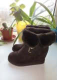 Обувь зима. Фото 1.