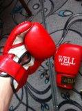 Боксерские перчатки. Фото 2.