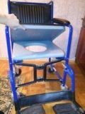Инвалидное кресло-коляска. Фото 2.