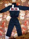 Детский спортивный костюм. Фото 1.