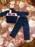 Детский спортивный костюм. Фото 3.