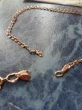 Золотой браслет. Фото 2.