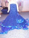 Платье на принцессу. Фото 1.
