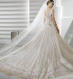Испанское свадебное платье. Фото 3.