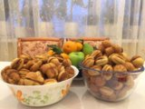 Орешки и грибочки со сгущенкой. Фото 1.
