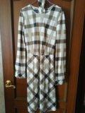 Платье в клетку. новое. Фото 2.