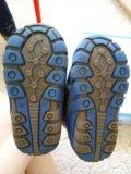 Ботинки зимние капика. Фото 2.