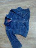 Джинсовая одежда,брюки и куртка. Фото 4.