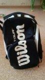 Рюкзак для большого тенниса. Фото 2.