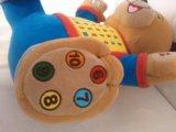 Говорящий медвежонок. развивающая игрушка. Фото 2.