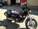 Мотоцикл в поряде. Фото 1.
