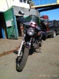 Мотоцикл в поряде. Фото 4.
