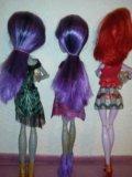 Monster high коллекция кукол. Фото 2.