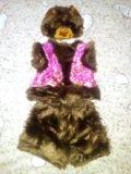 Новогодний костюм медвежонка. Фото 2.