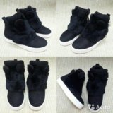 Зимние ботинки. Фото 3.