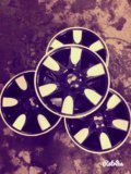 Красивые диски r14 4x100. Фото 4.