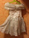 Новогодний костюм  снежинки. Фото 1.
