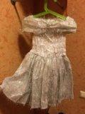 Новогодний костюм  снежинки. Фото 2.