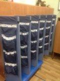 Кармашки для шкафчика. Фото 2.