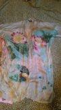 Шелковые халат и пеньюар. Фото 1.