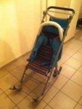 Санки-коляска geburt. Фото 2.